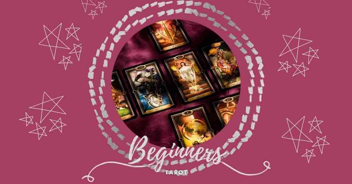 Header image for LearnDash Beginners Tarot 1